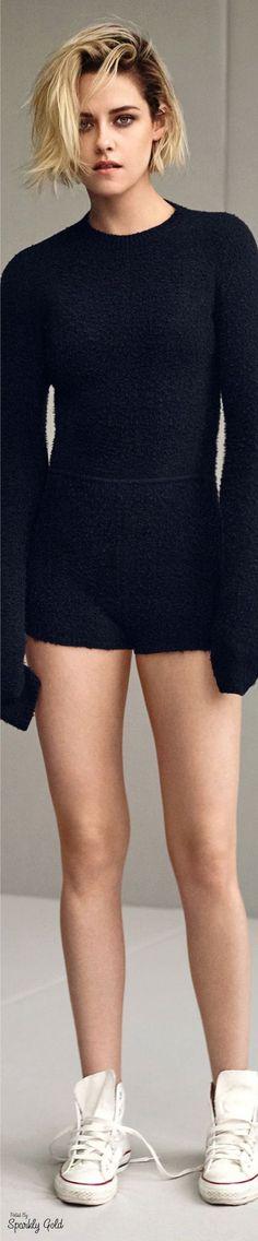 Kristen Stewart, T Magazine Aug 16. <3