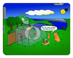 Tablet Cases - Pet Habit - iPad 2/3/4 / Matte