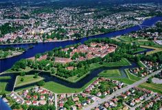 Fredrikstad Norway. My hometown.