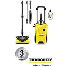 Water-Cooled Pressure Washer I Cleaning Tips, Hacks & Products