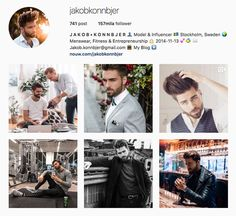 My Influencers: Jakob Konnbjer - Fashion / Style / Model Hey Jakob ... what a beautiful profile !! Jakob is a nice and young Swedish Man. Eclectic - dynamic - able to create videos / tutorials very pleasant without screaming or invade the scenes! Well Done! You have to follow Jakob! #fashion #fashioninfluencer #style #swedishstyle #fitness #fitnessinfluencer #bearded #maninfluencer #myinfluencerblog