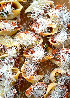 Insanely Good Sausage Stuffed Shells. Can't wait to try them. All the pinners said they're to die for!