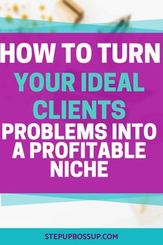 What to know if you have a profitable business niche? The you need a niche that solves your ideal client problems. Learn how to choose a niche that solves clients problems. Business Checks, Business Tips, Online Business, Start A Business From Home, Starting A Business, Business Ideas For Beginners, Know Your Customer, Tips Online, Ask For Help