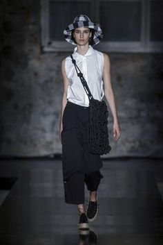 Miriam Ponsa, Spring-Summer 2018, Barcelona, Womenswear
