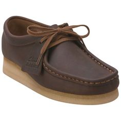 644e9281dbf8 Clarks Wallabee Women s Moccasin Loafer. Brown ...
