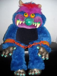 My Pet Monster, I wonder where mine went? :(