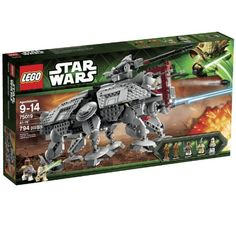 LEGO Star Wars AT-TE - http://www.kidsdimension.com/lego-star-wars-at-te/