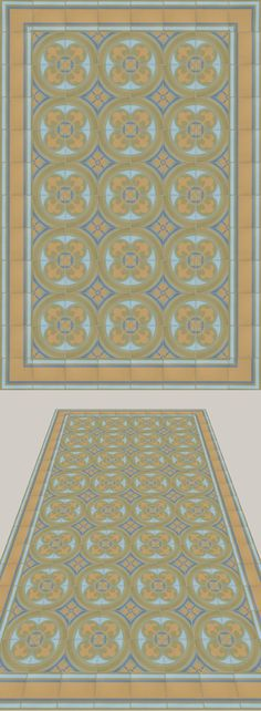 Tiles by Golem