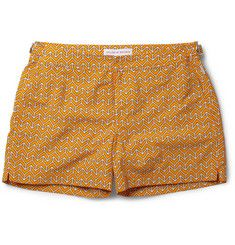 Setter Short-Length Printed Swim Shorts