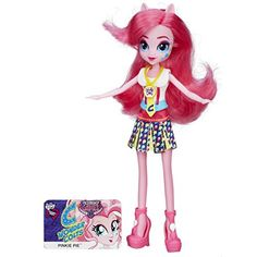 MY LITTLE PONY Pop Set de 2 RARITY PINKIE PIE DESIGN créer Craft TOYS-NEUF!