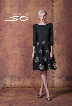 She's So collection #Italianfashion #knitwear