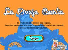 Enlace directo al juego http://www.educa.jcyl.es/educacyl/cm/gallery/Recursos%20Infinity/juegos/educativos/ovejas/juego_ovejas.html