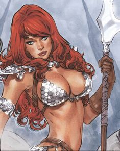 Red Sonja, Faber Castell, Comic Covers, Conan, Wonder Woman, Superhero, Comics, Artist, Fictional Characters