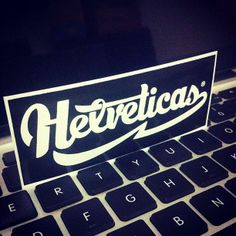 Helveticas by Gefi Trisuryawan