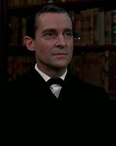 Holmes is amused. Great Jeremy Brett gif