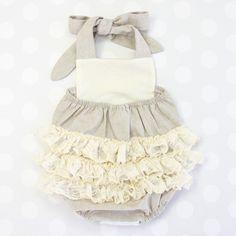 Caden Lane Baby Bedding - Linen