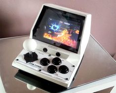 The Star Force Pi is an upcoming Raspberry Pi based tabletop arcade game with HDMI output Read more: http://www.8-bitcentral.com/blog/2015/starForcePi.html#ixzz3nXFd0uFI