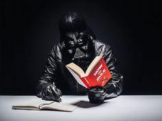 …что скрывает Владыка ситхов от Империи. Фотопроект от Pawel Kadysz