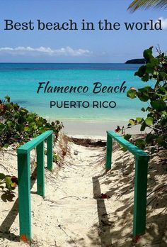 Playa Flamenco: Best Beach and Best Camping in Puerto Rico The best beach and campsite in the Caribbean. Cayman Islands, Flamenco Beach Puerto Rico, Porto Rico San Juan, San Juan Puerto Rico, Bora Bora, Puerto Rico Trip, Puerto Rico Island, Places To Travel, Frases