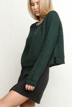Brandy ♥ Melville   Gwen Sweater - Clothing