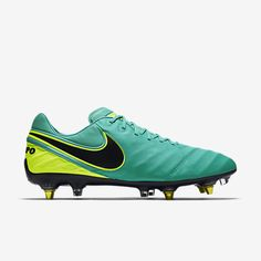 quality design 25f84 b49a3 Nike Tiempo Legend VI SG-PRO Anti Clog Traction Mens Soft-Ground Soccer  Cleat