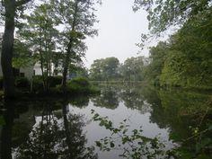 2014-09-28 De gracht rondom Kasteel Engelenburg