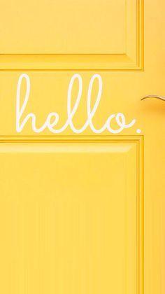 Bue in yellow Yellow Aesthetic Pastel, Rainbow Aesthetic, Aesthetic Colors, Yellow Theme, Color Psychology, Yellow Submarine, Yellow Walls, Trendy Wallpaper, Shades Of Yellow
