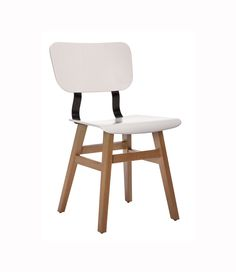 KOTO 5566 CHAIR Solid beech-wood frame. Plywood seat and back. Polyurethane varnish finishes.