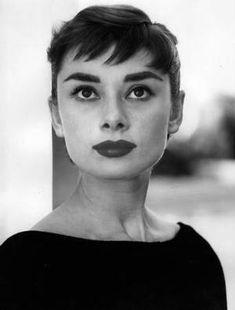 Audrey Hepburn poster tin sign Wall Art