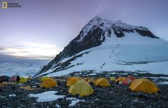 Top Of Mount Everest, Types Of Plastics, Environmental Education, Sea Level, Climbers, Planet Earth, Ecology, National Geographic, Outdoor Gear