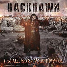 """[CRÍTICAS] BACKDAWN (FRA) """"I shall your empire"""" CD 2016 (Autoeditado)"""