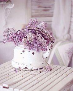Сирень...винтаж...#сирень#цветы#прованс#аромат#дыханиевесны#винтаж#стиль#оформлениесвадьбы#прованскиетравы#декор#lavanda#provence#aroma#vintage#style#boda#wedding#decoration#decor