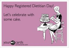 Clearly- dietitians everywhere understand:) @Molly McDevitt