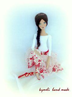 'Sofi' OOAK Art Doll   by kymeli