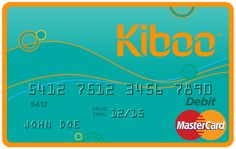 The Kiboo MasterCard® Prepaid Card gets you smarter with your #money.