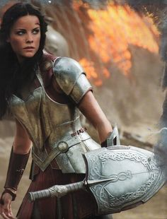 lady sif costume thor 2 - photo #23