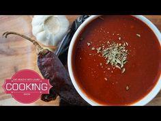 Chili Guajillo Sauce ♥ Eat Healthy with Laura - YouTube