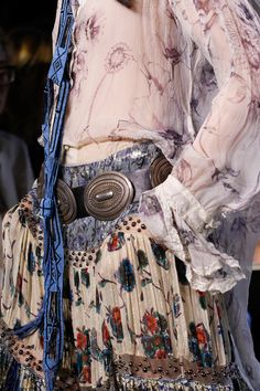 See detail photos for Roberto Cavalli Spring 2017 Ready-to-Wear collection.                                                                                                                                                                                 More