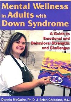 mental wellness in adults with down syndrome - Google Search