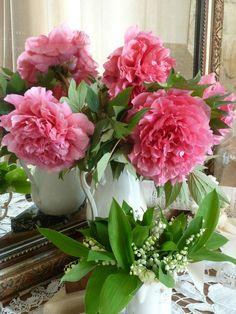 La Dame aux roses