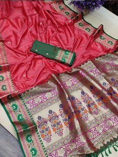 Fancy Sarees, Party Wear Sarees, Saree Wedding, Wedding Wear, Dream Wedding, Sari Shop, South Indian Sarees, Soft Silk Sarees, Traditional Sarees