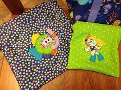 Summer Fun Applique Machine Embroidery Designs   Designs by JuJu