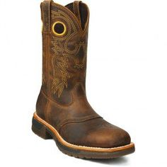 053ad34b9de 6029 Rocky Men s Original Ride Western Safety Boots - Brown www.bootbay.com  Comfortable