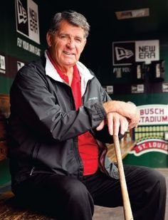 Mike Shannon --  last to hit a homer out of Sportsman's Park, first to hit one in the old Busch Stadium