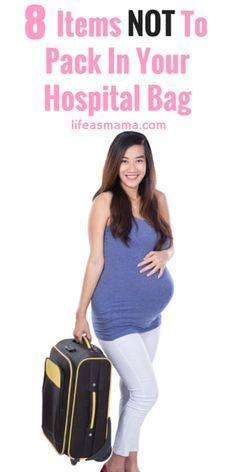 When you're a first time mom, figuring out what you need to bring to the hospital can be really confusing. Obviously, you have no idea what to expect, which means you'll either not bring enough, or you'll bring way too much. You can find endless amounts o Getting Ready For Baby, Preparing For Baby, Pregnancy Labor, Happy Pregnancy, Pregnancy Advice, Packing Hospital Bag, Baby On The Way, Everything Baby, First Time Moms