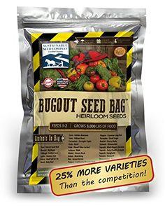 25 Heirloom vegetable seed varieties including:• Beet-Detroit Dark Red~200 seeds • Broccoli-Waltham~300 seeds • Cabbage-Golden Acre~220 seeds • Carrot-Danvers 126~700 seeds • Chard-Ruby Red...