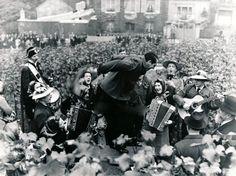 Fête des vendanges de Montmartre - années 1950