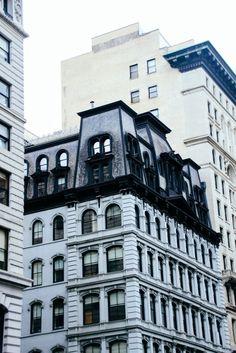 NYC // Lace & Lilacs