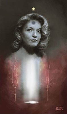 Twin Peaks Fan by GGrancharova on DeviantArt David Lynch Twin Peaks, Sheryl Lee, Kyle Maclachlan, Laura Palmer, Old Movie Posters, Atomic Blonde, Kim Basinger, Illustrations And Posters, Old Movies