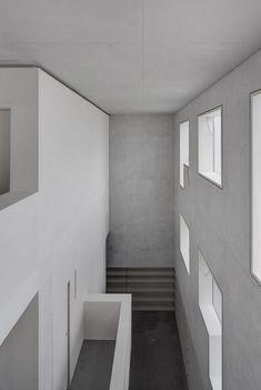 gropius' masters houses reinterpreted - dessau - bruno fioretti marquez - 2014 - photo christoph rokitta